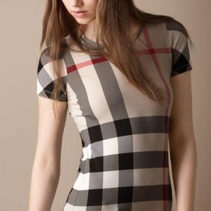 Burberry Brit Women's Natural Check
